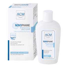 Novophane ultra tápláló sampon