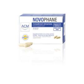 Novophane haj és körömerősítő kapszula
